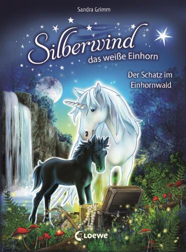Loewe Silberwind, das weiße Einhorn - Der Schatz im Einhornwald