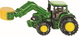 SIKU 1379 Traktor mit Ballenzange, ab 3 Jahre