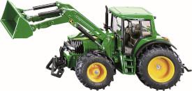 SIKU 3652 FARMER - John Deere mit Frontlader, 1:32, ab 3 Jahre