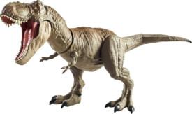 Mattel GCT91 Jurassic World Superbiss-Kampfaction Tyrannosaurus Rex