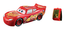 Mattel Disney Cars 3 Turn and Driver Lightning McQueen
