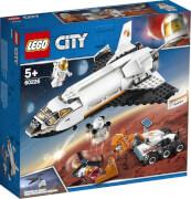 LEGO® City 60226 Mars Forschungs-Shuttle, 273 Teile