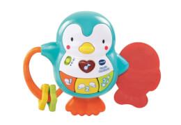 Vtech 80-165604 Pinguin Rasselspaß, ab 6 Monate - 2 Jahre, Kunststoff