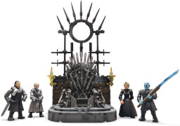 Mattel GKM68 Mega Construx Probuilder Game of Thrones Der eisterne Thron