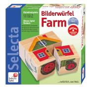 Farm Würfelpuzzle