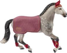 Schleich Horse Club 42456 Trakehner Stute Reitturnier