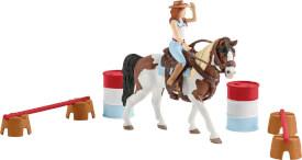 Schleich Horse Club 42441 Hannahs Western-Reitset