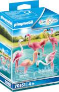PLAYMOBIL 70351 Flamingoschwarm