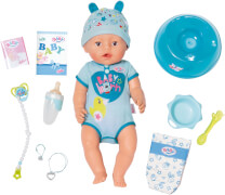 Zapf BABY born® Soft Touch Boy