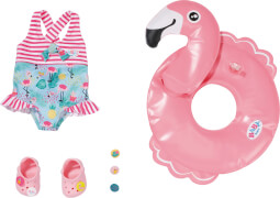 BABY born Holiday Schwimmspaß Set 43 cm