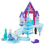 Hasbro C1919EU4 Disney Frozen - Die Eiskönigin Little Kingdom Olaf's Adventure Winterlandschaft