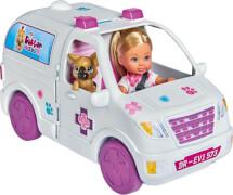 Simba Evi Love Doktor Evi 2-in-1 Tiermobil