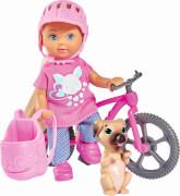 Simba Evi LOVE - Spielset ''Holiday Bike'', 5-teilig, ab 3 Jahre