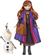 Hasbro E6661ES0 Disney Die Eiskönigin 2 Lichtzauber Anna