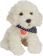 Teddy Hermann Labradoodle sitzend, 30 cm