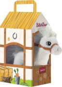 Heunec 636873 - Bibi & Tina Pferd Sabrina im Stall, ca. 17 cm