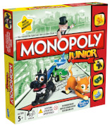 Hasbro A6984100 Monopoly Junior