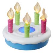 Hasbro E0887100 Puste Party, für 1-4 Spieler, ab 4 Jahren