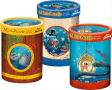 Die Spiegelburg - Capt'n Sharky Mini-Puzzles, 40 Teile, ab 4 Jahren, sortiert