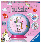 Ravensburger 11841 Puzzleball Einhorn 72 Teile