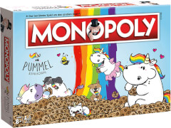 Winning Moves Monopoly - Edition:  Pummeleinhorn