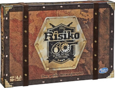 Hasbro E3407100 Risiko 60 Jahre Edition