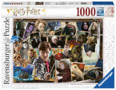 Ravensburger 15170 Puzzle Harry Potter gegen Voldemort 1000 Teile