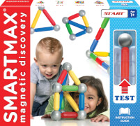 SmartMax Start Plus 23-teilig  - Magnetspiel