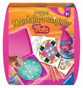 Ravensburger 29988 Mini Mandala-Designer Dreamworks Trolls