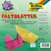 Folia - Faltblätter 20 x 20 cm 100 Blatt
