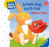 Ravensburger 040834 ministeps® Buch Schau mal, such mal Tiere