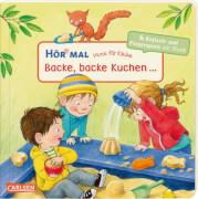 Hör mal: Verse für Kleine: Backe, backe Kuchen #
