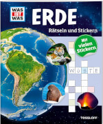 Tessloff WAS IST WAS Rätseln und Stickern: Erde