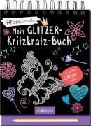 arsEdition Mein Glitzer-Kritzkratz-Buch