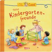 Meine Freundin Conni - Freundebuch zum Eintragen (Kindergarten), Hardcover, 96 Seiten, ab 3 Jahre