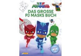 PJ Masks: Das große PJ Masks Buch, Taschenbuch, 72 Seiten, ab 3 Jahre