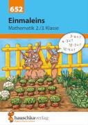 Einmaleins Mathematik 2./3. Klasse. Ab 7 Jahre.
