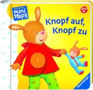Ravensburger 31765 Knopf auf, Knopf zu, 24+m