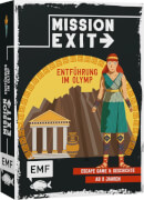 Mission: Exit # Entführung im Olymp