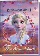 Disney Frozen II Elsa-Freundebuch