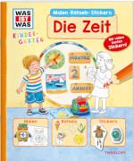 Tessloff WAS IST WAS Kindergarten Malen Rätseln Stickern Die Zeit