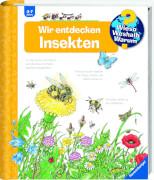 Ravensburger 32969 WWW39 Wir entdecken Insekten