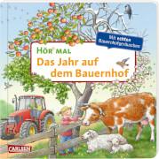 Hör mal: Das Jahr auf dem Bauernhof (Sound)