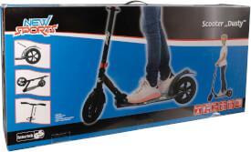 New Sports Scooter Dusty mit Luftreifen, 205 mm