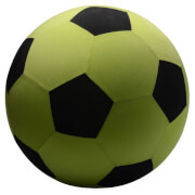 John 52679 - Jumbo Ball, grün/schwarz, Durchm.: 36 cm