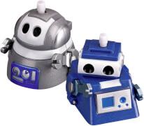 Schlaue Roboter Bunte Geschenke,