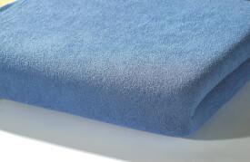 Spannlaken Trikot royalblau 40 x 90 cm