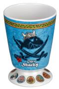 Becher Capt'n Sharky