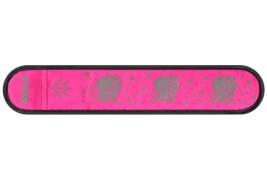 reer 53032 MyTwinkleGuard LED Klackband, pink