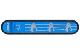 reer 53042 MyTwinkleGuard LED Klackband, blau